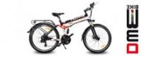 "DME Fractum  E-bike  26"""